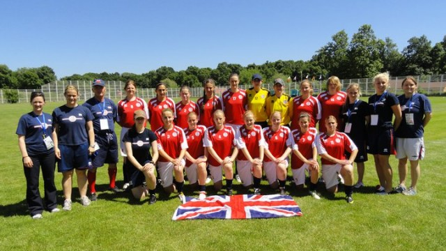 European Deaf Women&#039;s Football Championship 2011 Bulgaria
